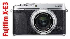 Fujifilm X-E3, la mirrorless compatta adotta il sensore da 24 Mpixel