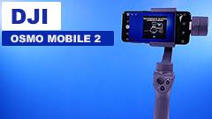 DJI Osmo Mobile 2: video stabili con il cellulare fino a 15 ore
