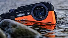 Panasonic Lumix FT7 per foto fino a 31 metri di profondità