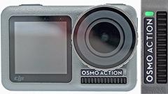 DJI Osmo Action: doppio display e stabilizzazione super efficace