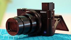 Sony RX100 MK VII: mini Alpha 9 tascabile