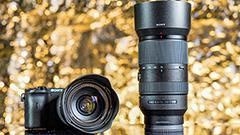 Primo contatto Sony A6600: la sorpresa è il super tele zoom 70-350mm OSS G