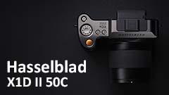 Hasselblad X1D II 50C, medio formato agile ed elegante – la recensione