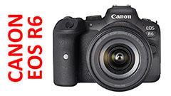 Canon EOS R6, grandi prestazioni e buona ergonomia. La recensione.
