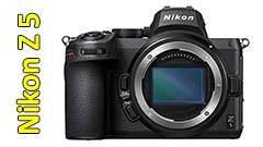 Nikon Z 5, biglietto d'ingresso per le mirrorless full-frame Nikon Z. La recensione