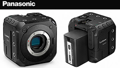 Lumix BGH1: una mirrorless Panasonic 4K  'Al Cubo'