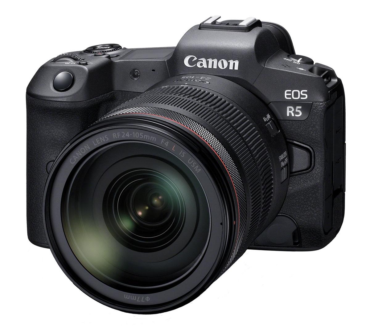 canon fotocamere