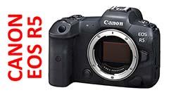 Canon EOS R5, big megapixel con prestazioni da sportiva. La Recensione