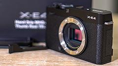 Fujifilm X-E4: la tradizione si rinnova con 26,1 megapixel. Eccola in anteprima