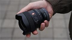 Sony FE 14mm F1.8 GM, ultra-grandangolare, ultra-compatto