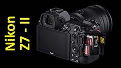 Nikon Z7 II: più funzioni e velocità, minor prezzo!
