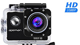 Action Cam Full HD con 20 accessori a soli 39,99 euro su Amazon: offerta a tempo!