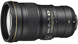 Nikon pensa in piccolo: 55-200mm 'retrattile' e 300mm F4 'Phase Fresnel'