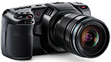 Blackmagic Design presenta la nuova Pocket Cinema Camera 4K