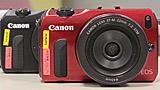 Canon EOS M: i prezzi di listino per l'Italia partono da 915 euro