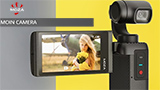 Moza Moin Camera, una Osmo Pocket con display integrato orientabile. Geniale!