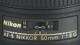 Nital annuncia anche in Italia AF-S Nikkor 50m f/1.8G