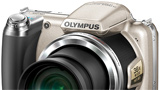 Olympus SP-820UZ: superzoom 40x che si spinge fino a 896mm equivalenti