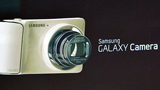 Samsung Galaxy Camera: zoom 21x, Wi-Fi/3G/4G e Jelly Bean