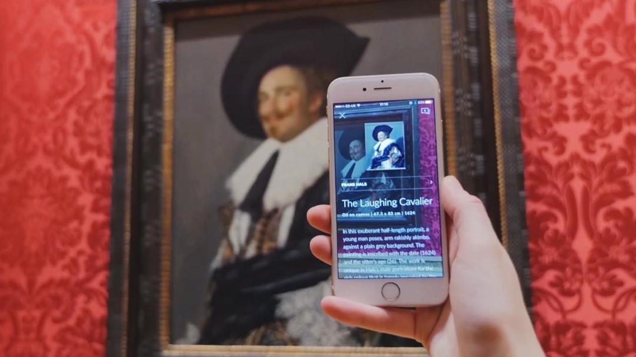 Smartify, l'app che riconosce le opere d'arte e ti spiega la loro storia