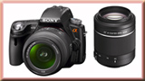 Sony Alfa: ecco il tris DSLR entry level per l'estate