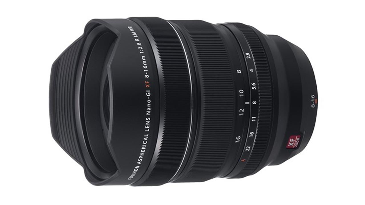 Fujifilm annuncia l'ultra grandangolare XF 8-16mm F2.8 R LM WR e la roadmap per altri obiettivi molto interessanti