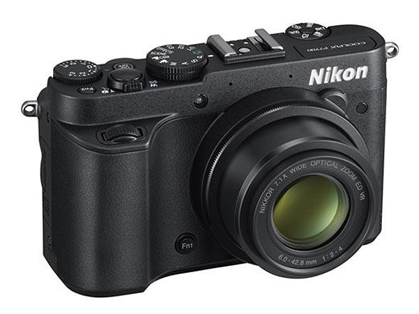 nikon coolpix p7700 nuova compatta di fascia alta