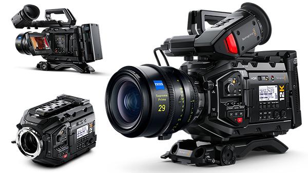 Blackmagic URSA Mini Pro 12K taglio prezzo
