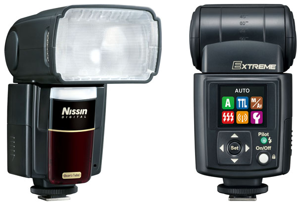 Flash Nissin MG8000
