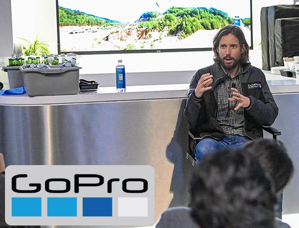 Nick Woodman GoPro CEO CES 2020