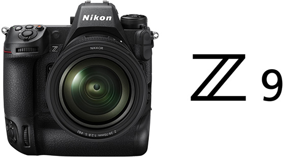 Nikon Z9 mirrorless full frame top di gamma
