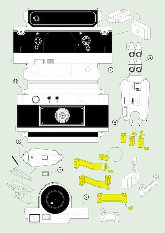Макет камеры своими руками 77