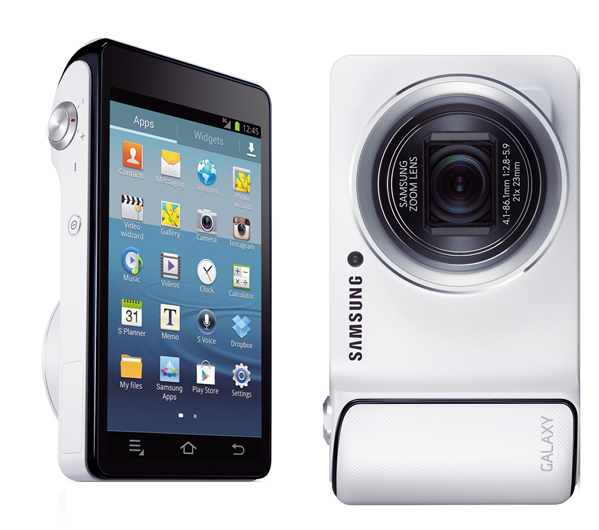 Samsung galaxy camera zoom 21x wi fi 3g 4g e jelly bean for Telefono camera dei deputati
